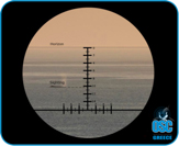 Estimating-range-using-reticle-binoculars-